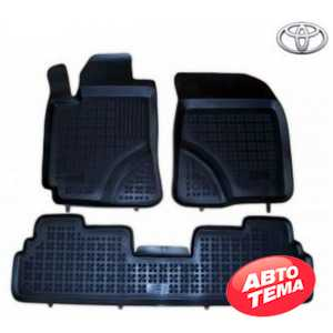 Купить Автоковрики REZAW-PLAST Toyota Land Cruiser J150 IV from 2010 (4шт) 201416