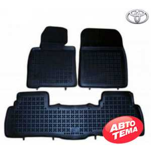 Купить Автоковрики REZAW-PLAST Toyota Land Cruiser J200 V8 from 2008 (3шт) 201413
