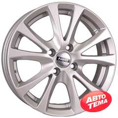 Купить TECHLINE 509 S R15 W6 PCD4x108 ET50 HUB63.4