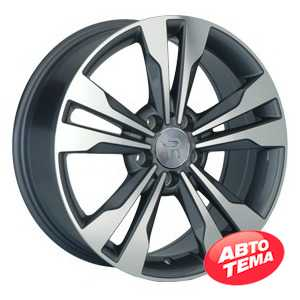 Купить REPLAY MR131 GMF R17 W7.5 PCD5x112 ET37 DIA66.6