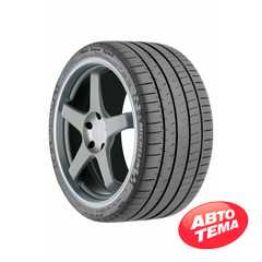 Купить Летняя шина MICHELIN Pilot Super Sport 285/35R19 99Y RUN FLAT