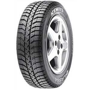 Купить Зимняя шина LASSA Ice Ways 205/65R15 91T (Под шип)
