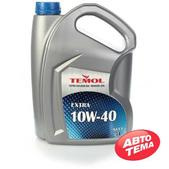 Моторное масло TEMOL Extra - Интернет магазин резины и автотоваров Autotema.ua