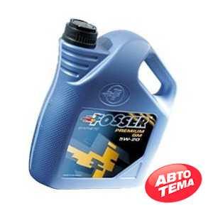 Купить Моторное масло FOSSER Premium GM 5W-20 (4л)