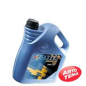 Купить Моторное масло FOSSER Premium GM 5W-30 (5л)