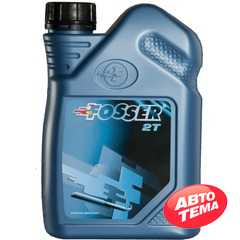 Моторное масло FOSSER 2T - Интернет магазин резины и автотоваров Autotema.ua