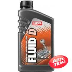 Трансмиссионное масло TEBOIL FLUID D - Интернет магазин резины и автотоваров Autotema.ua