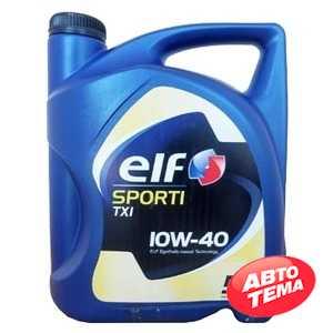 Купить Моторное масло ELF SPORTI TXI 10W-40 (5л)