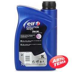 Моторное масло ELF EVOLUTION 900 FT - Интернет магазин резины и автотоваров Autotema.ua