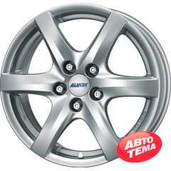 Купить ALUTEC Blizzard Polar Silber R16 W6.5 PCD5x115 ET42 HUB70.2