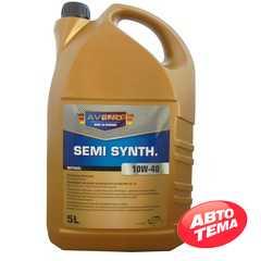 Купить Моторное масло AVENO Semi Synth.  10W-40 (5л)