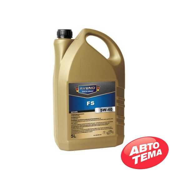 Купить Моторное масло AVENO FS 5W-40 (5л)