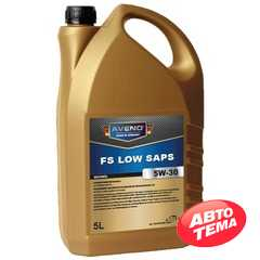 Купить Моторное масло AVENO FS Low SAPS 5W-30 (5л)