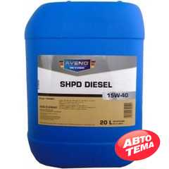 Моторное масло AVENO SHPD Diesel  - Интернет магазин резины и автотоваров Autotema.ua