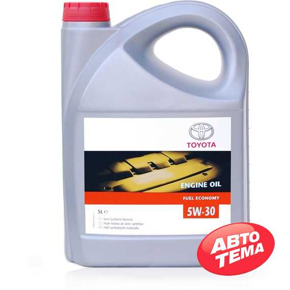 Моторное масло TOYOTA Engine Oil Fuel Economy - Интернет магазин резины и автотоваров Autotema.ua
