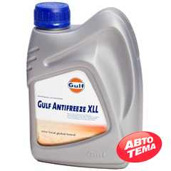 Купить Антифриз GULF Antifreeze XLL красный (1л)