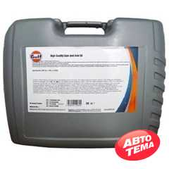 Купить Трансмиссионное масло GULF UTTF 80W (20л)