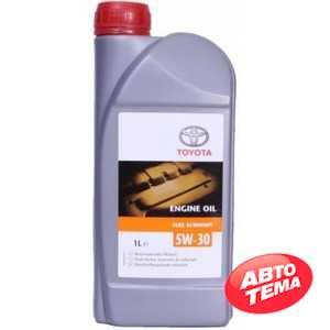 Купить Моторное масло TOYOTA Engine Oil Fuel Economy 5W-30 (1л)