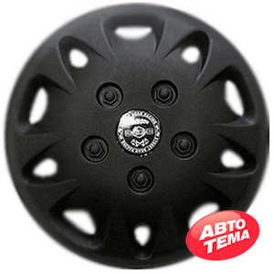 Купить Колпаки STAR Мекадор R12 черный