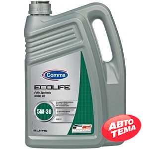 Купить Моторное масло COMMA ECOLIFE 5W-30 (5л)