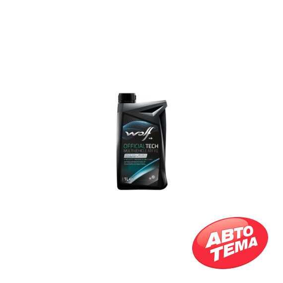 Трансмиссионное масло WOLF VitalTech - Интернет магазин резины и автотоваров Autotema.ua
