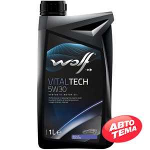 Купить Моторное масло WOLF VitalTech 5W-30 (1л)