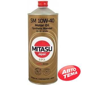 Купить Моторное масло MITASU MOTOR OIL SM 10W-40 (1л)