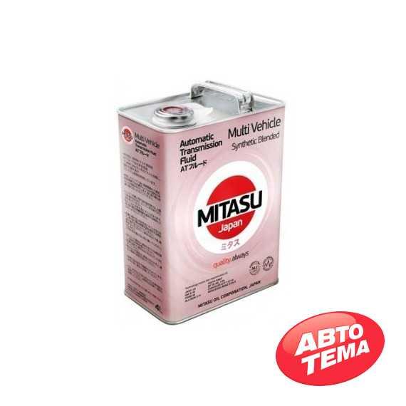 Трансмиссионное масло MITASU MULTI VECHICLE ATF - Интернет магазин резины и автотоваров Autotema.ua