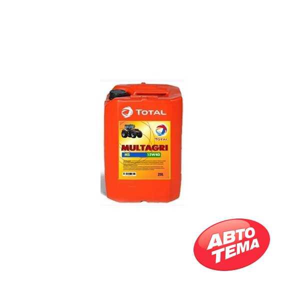 Купить Моторное масло TOTAL MULTAGRI MS 15W-40 (20л)