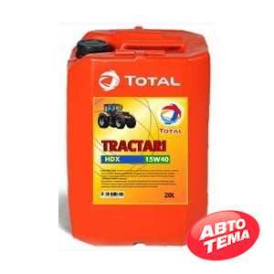 Купить Моторное масло TOTAL TRACTAGRI HDX 15W-40 (20л)