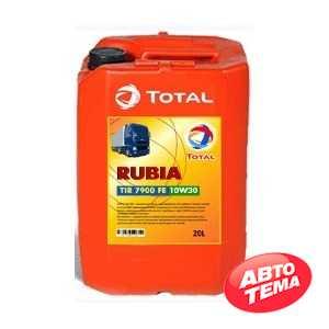 Купить Моторное масло TOTAL RUBIA TIR 7900 FE 10W-30 (20л)