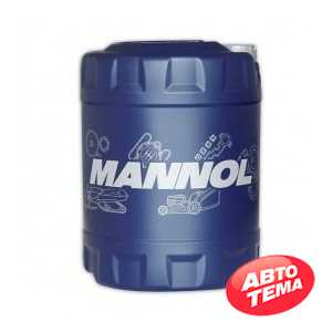 Купить Моторное масло MANNOL TS-6 TRUCK SPECIAL ECO UHPD 10W-40 (10л)