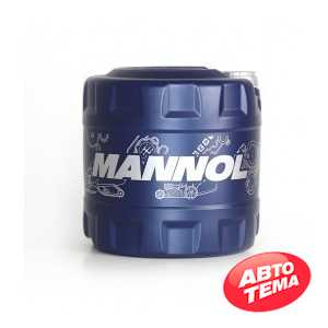 Купить Моторное масло MANNOL TS-7 TRUCK SPECIAL BLUE UHPD 10W-40 (5л)
