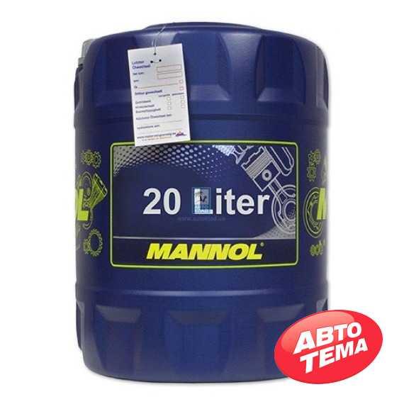 Моторное масло MANNOL TS-9 NANO UHPD - Интернет магазин резины и автотоваров Autotema.ua