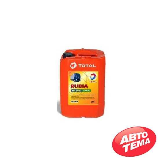 Моторное масло TOTAL RUBIA TIR 8900 - Интернет магазин резины и автотоваров Autotema.ua