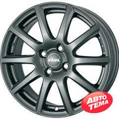 Купить RIAL Milano Titanium R16 W6.5 PCD5x114.3 ET38 HUB70.1