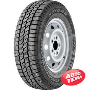 Купить Зимняя шина TIGAR CargoSpeed Winter 185/80R14C 102/100R (Под шип)