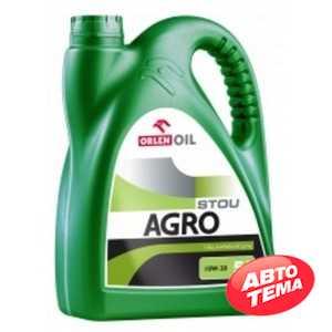 Купить Моторное масло ORLEN AGRO STOU 10W-30 (5л)