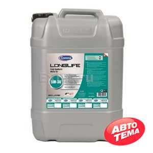 Купить Моторное масло COMMA LONGLIFE 5W-30 API SL/CF (20л)