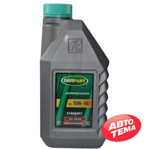 Купить Моторное масло OILRIGHT Стандарт 15W-40 (1л)