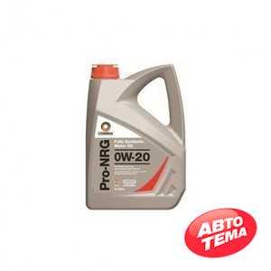 Купить Моторное масло COMMA PRO-NRG 0W-20 (20л)