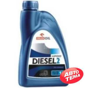 Купить Моторное масло ORLEN DIESEL (2) HPDO 15W-40 CG-4/ SJ (1л)