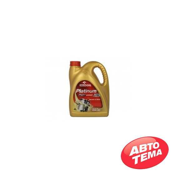 Моторное масло ORLEN PLATINUM MAX EXPERT - Интернет магазин резины и автотоваров Autotema.ua