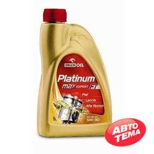 Купить Моторное масло ORLEN PLATINUM MAX EXPERT FT 5W-30 (1л)