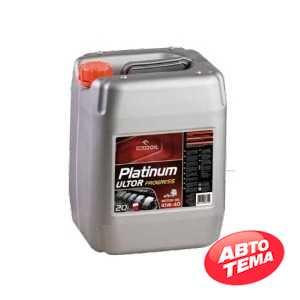 Купить Моторное масло ORLEN Platinum PROGRES CI-4 10W-40 (20л)