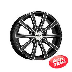 Купить Angel Mirage 610 BD R16 W7 PCD4x108 ET38 DIA67.1