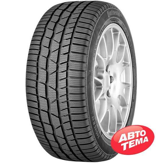 Купить Зимняя шина CONTINENTAL ContiWinterContact TS 830P 295/40R19 108V
