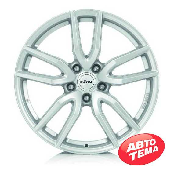 Купить RIAL Torino Polar Silver R18 W8 PCD5x112 ET45 DIA70.1