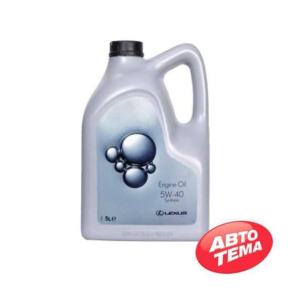 Моторное масло LEXUS Engine Oil - Интернет магазин резины и автотоваров Autotema.ua