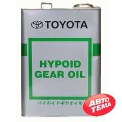 Купить Трансмиссионное масло TOYOTA Gear Oil Hypoid W 75W-80 GL-4 (4л)